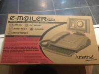 Brand New Amstrad Emailer Plus Games in Box £10