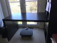 IKEA Expedit (now Kallax) Desk