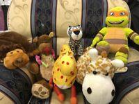 Teddy/cuddly soft toys