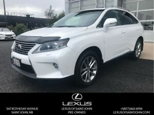 2015 Lexus RX 350 NAV AND BSM