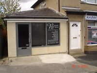 Vacant Beauty salon with an added benefit of a Relaxation Room located in Nabwood