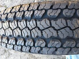 Goodyear Tyres.