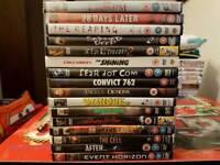 Dvds for sale ~ horror