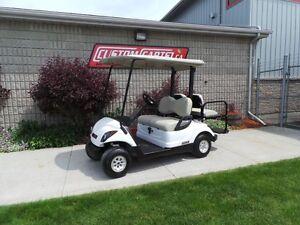 2009 yamaha  DRIVE Golf Cart Gas Powered  4 Passenger  Sale Pric