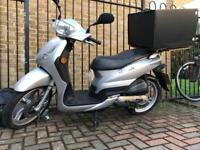 Delivery scooter 2015