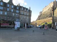 Grassmarket, Quietly located in this central location. One bedroomed flat