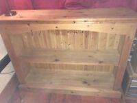 Bookshelf - Solid Pine