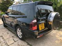Mitsubishi Shogun Warrior 2006 auto 7 seats