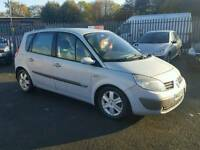2004 53 scenic 1.6 drives great cheap car