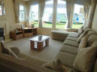 Amazing Value Holiday Home with Direct Beach Access in North Wales !!