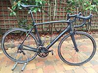 Specialized Tarmac Sport Carbon Fiber Road Bike 58cm