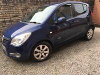 Vauxhall, AGILA, Hatchback, 2009, Manual, 1242 (cc), 5 doors