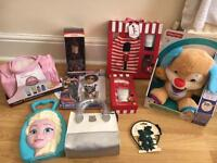 Carboot joblot - toys, clothes, gifts