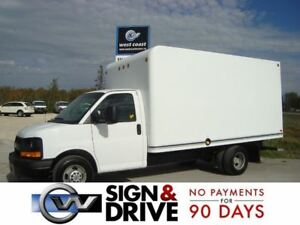 2011 Chevrolet Express 3500 DRW 14 Unicell Box *WINTER SPECIAL*