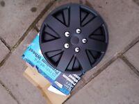 Wheel trims unused