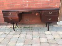 Vintage Meredew Dressing Table