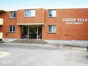 Garden Villa - Bachelor Suite Apartment for Rent Lethbridge