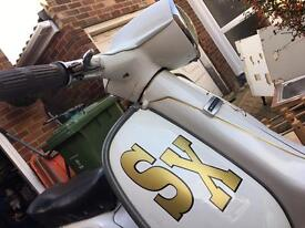 Looking for Saab convertible Swop a Lambretta for it