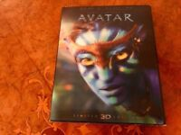 Avatar Limited 3D Edition Blu-ray | Import