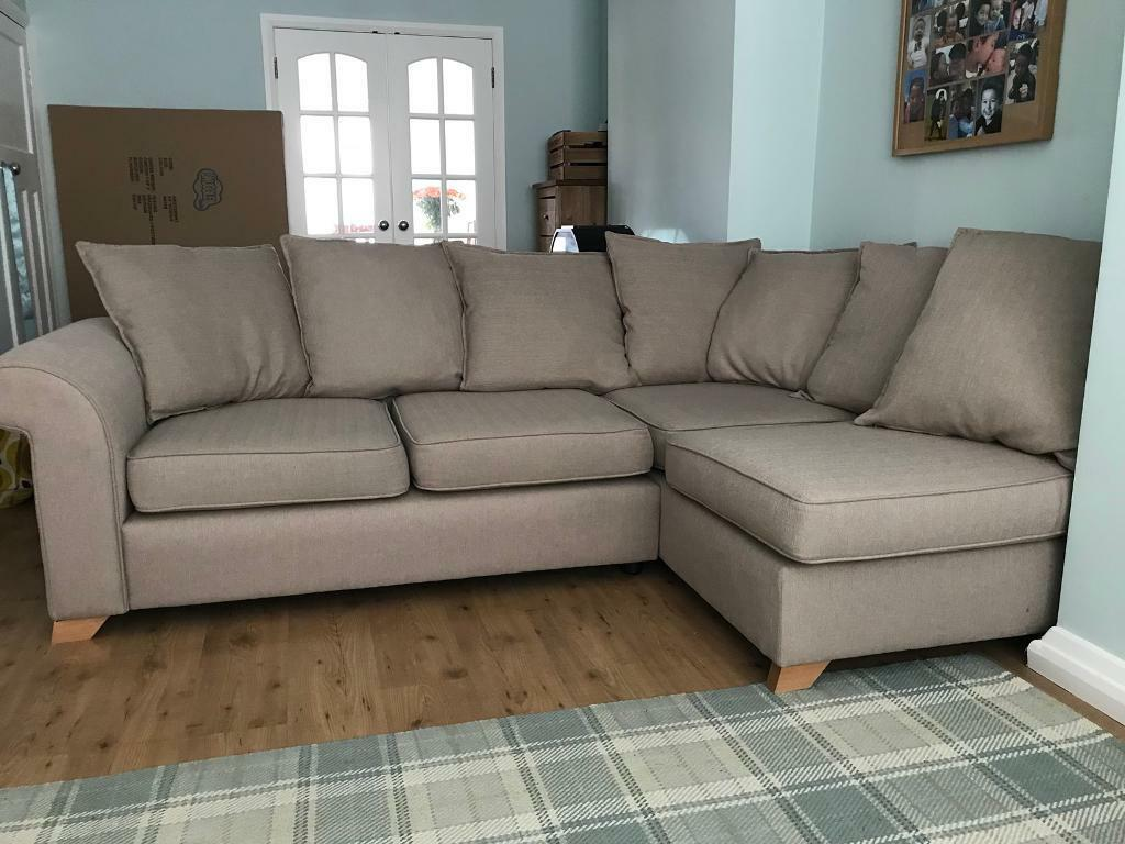 Dfs Corner Sofa And Three Seater Sofa In Enfield London Gumtree