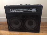 Gallien Krueger 400RB 210 Bass Guitar Amp & Speaker Combo