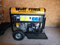 Wolf Portable Generator