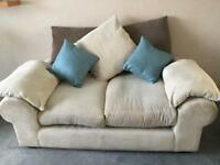 Two x two- comfortable couches / sofa