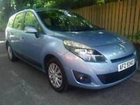 2010 RENAULT GRAND SCENIC EXPR-N VVT. SEVEN SEATER