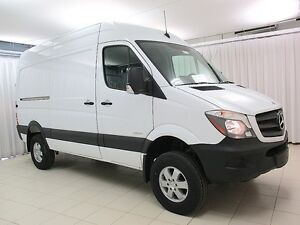2015 Mercedes-Benz Sprinter 2500 BLUETEC CARGO VAN 4x4