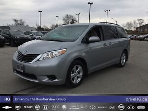 2014 Toyota Sienna LE 8 Passenger | NO ACCIDENTS | ONE OWNER |