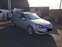 2012 SILVER VAUXHALL ASTRA SPORTIVE CDTI....Finance Available