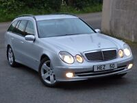 2006 Mercedes E320 CDI Avantgarde estate 7 seats,one owner,trade in considered,credit cards accepted