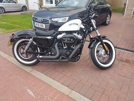 """Harley Davidson Sportster """"48"""", stunning colour scheme"""