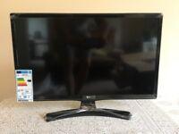 """LG 24MT49S 24"""" Smart LED TV"""