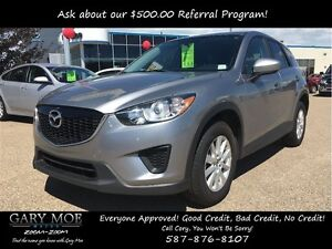 2014 Mazda CX-5 GX/AWD/Bluetooth