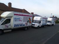 MAN VAN REMOVAL SERVICE DERBY UNWANTED FURNITURE HOUSE OFFICE MOVE , HOUSE AND GARAGE CLEARANCE