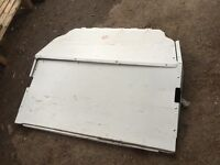 Transit Connect Low Roof Bulkhead Heavy Duty with Fixings