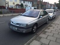 Renault Laguna 1.8 for sale, Long MOT, drives good, cheap.
