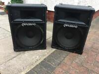 Carlsbro Speakers