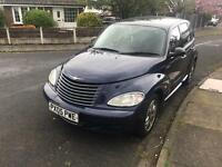 Chrysler pt cruiser limited crd 2.2 12 months mot full history