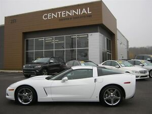 2007 Chevrolet Corvette C6 (Targa Top)