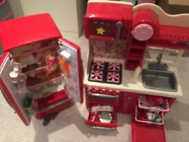 Our Generation Doll Kitchen set