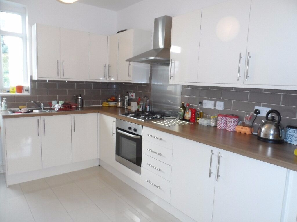 Modern Kitchen And Bedroom Peckham 3 Bedroom Through Lounge Modern Kitchen House For Rent