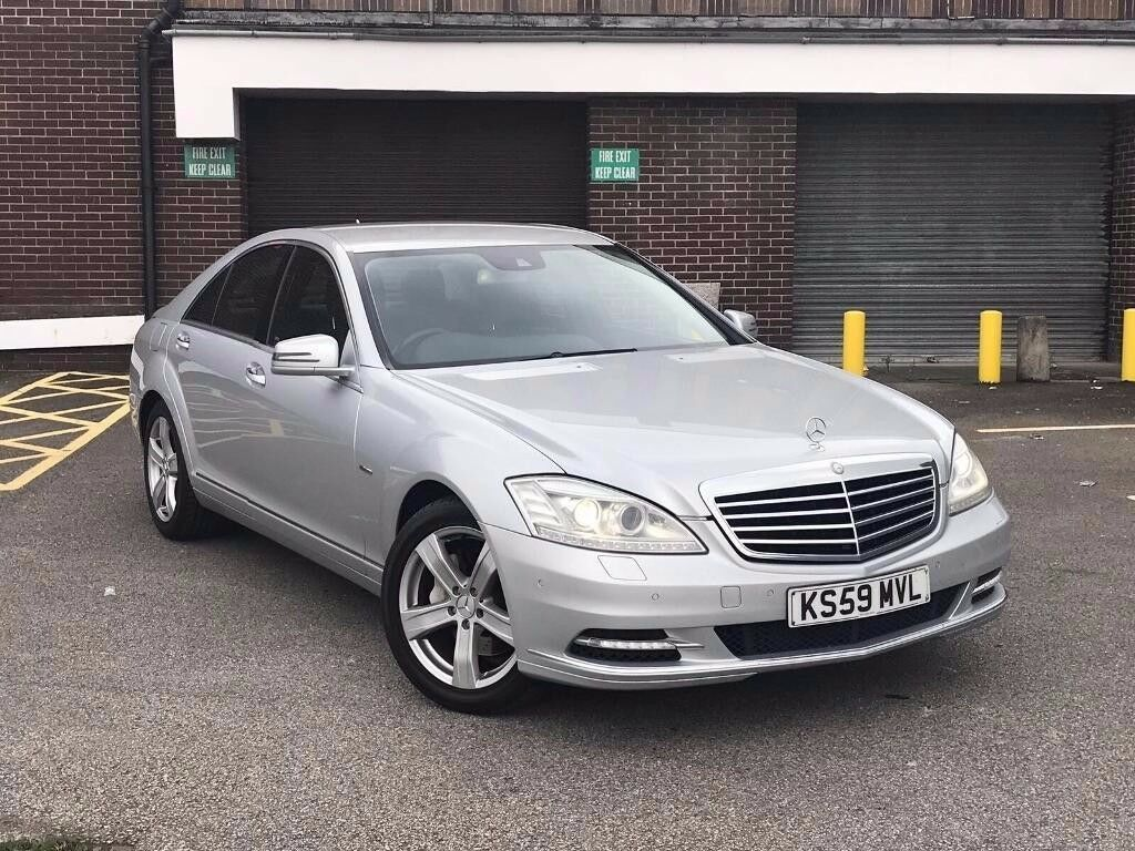 All Types 2010 s class : 2010 Mercedes-Benz S Class 3.0 S350 CDI BlueEFFICIENCY 7G-Tronic ...