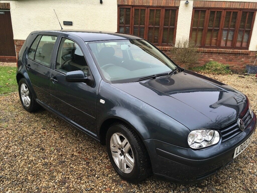 VW Golf, automatic 1.6, great condition