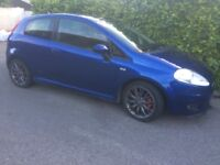 Fiat Punto 1.9 M-Jet Diesel Panoramic Roof Remapped