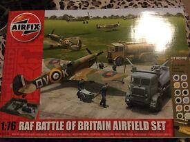 Airfix RAF Battle of Britain Model Set