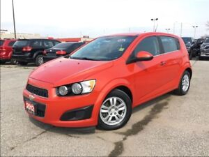 2012 Chevrolet Sonic LT**REMOTE STARTER**BLUETOOTH**AUTOMATIC**