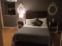 DOUBLE ROOM TO RENT IN BEAUTIFUL APARTMENT