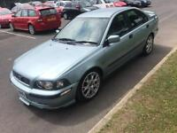 2004 VOLVO S40 T4 SPORT £250 OR WILL SCRAP IT